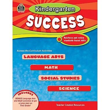 Teacher Created Resources Kindergarten Success Activity Book, Grade K