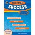 Teacher Created Resources First Grade Success Activity Book, Grade 1