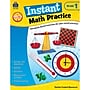 Teacher Created Resources Instant Math Practice Book, Grade