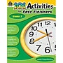 Teacher Created Resources 101 Activities For Fast Finishers