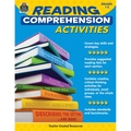 Teacher Created Resources Reading Comprehension Activities Book, Grades 1 - 2