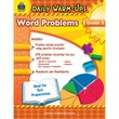 Teacher Created Resources Daily Warm-Ups: Problem Solving Math Book, Grade 3