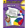 Teacher Created Resources Daily Warm-Ups: Math Resource Book, Grades 6