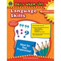 Teacher Created Resources Daily Warm-Ups: Language Skills Book, Grades 3