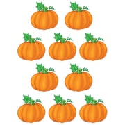 "Teacher Created Resources 6"" Accents, Pumpkins"
