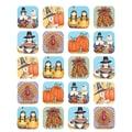 Teacher Created Resources Stickers, Debbie Mumm We Are Thankful