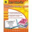 Teacher Created Resources Daily Warm-Ups Nonfiction Reading Activity Book, Grade 3