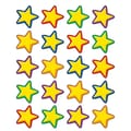 Teacher Created Resources Stickers, Yellow Stars