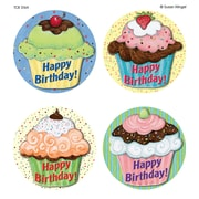 Teacher Created Resources Cupcake Wear'Em Badge From Susan Winget