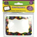 Teacher Created Resources Infant - 6 Grade Name Tag, Happy Stars