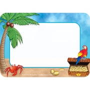 Teacher Created Resources Infant - 6 Grade Name Tag, Island Adventure