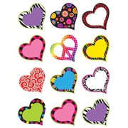 Teacher Created Resources 2.62 Mini Accents, Fancy Hearts