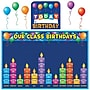 Teacher Created Resources Bulletin Board Display Set, Birthday