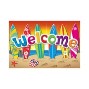 Teacher Created Resources Surf's Up Welcome Postcards