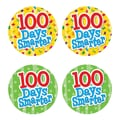 Teacher Created Resources 100 Days Smarter Wear'Em Badge