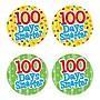 Teacher Created Resources 100 Days Smarter Wear'Em Badge