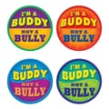 Teacher Created Resources I'm a Buddy Not A Bully Wear'Em Badge