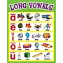 Teacher Created Resources Long Vowels Chart, Language Arts