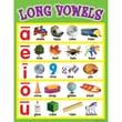 Teacher Created Resources Long Vowels Chart, Language Arts