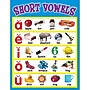 Teacher Created Resources Short Vowels Chart, Language Arts