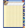 Teacher Created Resources Treasure Chest Incentive Chart, 17in. x 22in.