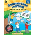Teacher Created Resources Summertime Learning Activity Book, Grade 6