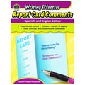 Teacher Created Resources Writing Effective Report Card Book