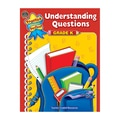 Teacher Created Resources Understanding Questions Activity Book, Grade K