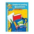 Teacher Created Resources Understanding Questions Activity Book, Grade 3 - 4