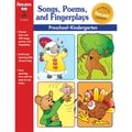 The Mailbox Books® BOM Songs, Poems & Fingerplays Activity Book, Grade PreK - K