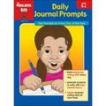 The Mailbox Books® Daily Journal Prompts Activity Book, Grade K - 1