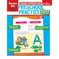 The Mailbox® Super Simple Independent Practice Book, Grades Preschool