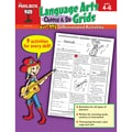 The Mailbox Books® Choose & Do in.Language Arts Gridsin. Activity Book, Grade 4-6