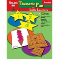 The Mailbox Books® Thematic Fun for Little Learners Resource Book, Grade PreK