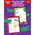 The Mailbox Books® Step-by-Step Centers: Language Arts Book, Grade 2 - 3