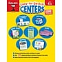 The Mailbox Books® Easy-to-Switch Centers Book, Grade K