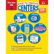 The Mailbox Books® Easy-to-Switch Centers Book, Grade K - 1