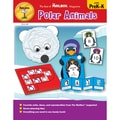 The Mailbox Books® BOM Theme Series Polar Animals Resource Book, Grade PreK - K