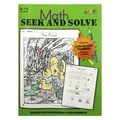 Milliken & Lorenz Educational Press Math Seek and Solve Book, Grades 1 - 4