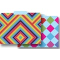Top Notch Teacher Products® Kaleidoscope Colorful Diamonds File Folder