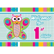 Top Notch Teacher Products® Welcome To 1st Grade Postcards