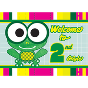 Top Notch Teacher Products® Welcome To 2nd Grade Postcards