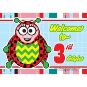 Top Notch Teacher Products® Welcome To 3rd Grade Postcards