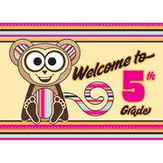 Top Notch Teacher Products® Welcome To 5th Grade Postcards