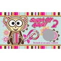 Top Notch Teacher Products® Monkey Scratch Off Reward Card