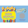 Top Notch Teacher Products® Happy Birthday Scratch Off Reward Card