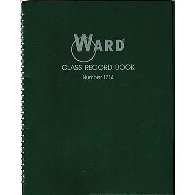 The Hubbard Company WARD® Class Record Book