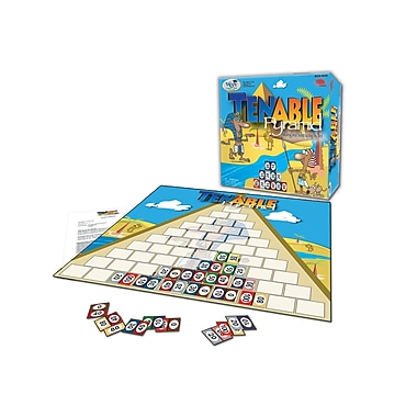 Wiebe Carlson Tenable Pyramid Game, Grades K - 12