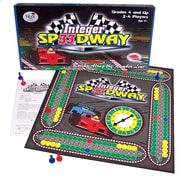 Wiebe Carlson Integer Speedway Game, Grades 4 and Above