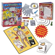 The Young Scientist Club™ The Magic School Bus Series A Journey Into the Human Body Activity Kit
